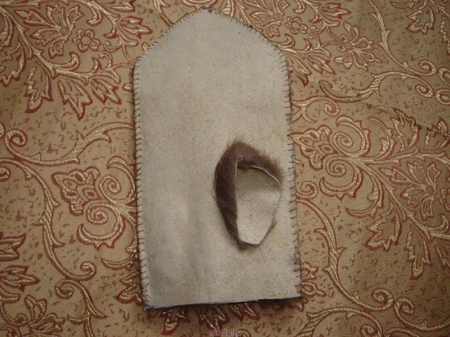 сшить варежки меховые - Выкройки одежды для детей и взрослых.