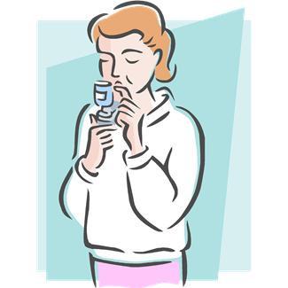 Бронхиальная астма — хроническое заболевание органов дыхания, проявляющееся в наступающих с разной периодичностью приступах удушья. Чаще всего астмой заболевают  Фото 1