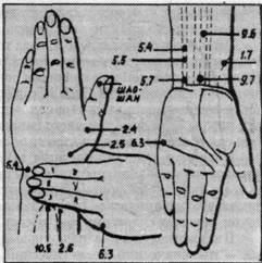 Точечный массаж Фото 7